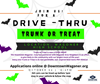 Events Happening This Weekend-Homecoming Parade Postponed& Trunk or Treat
