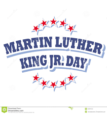 Martin Luther King Day Activities Schedule