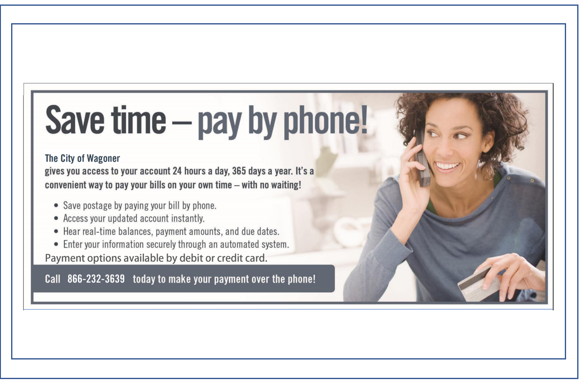 Updated payment features for WPWA customers