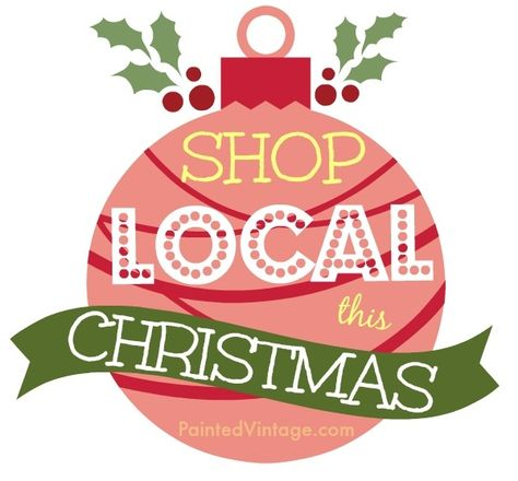 Shop Local and win Merry Money!