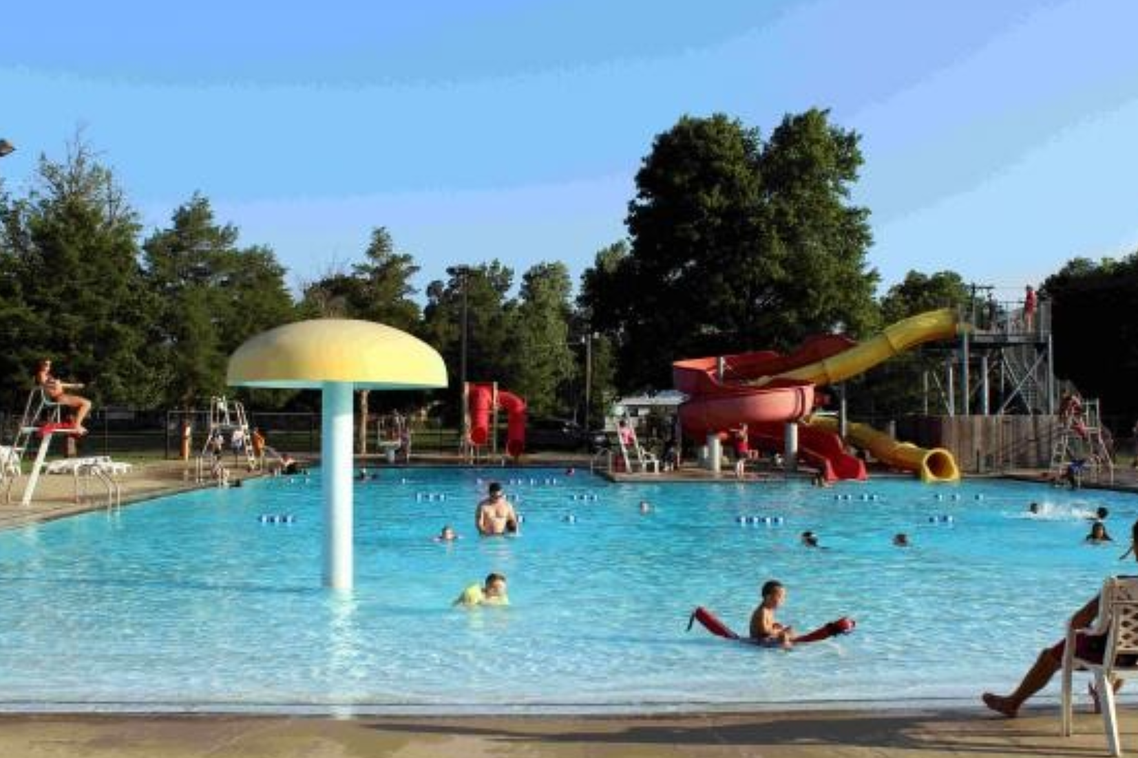 Wagoner WaterPark open for the 2018 season