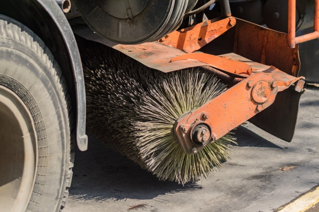 Street Sweeping to take place!